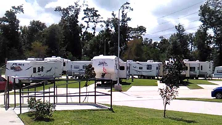 Best RV Park in Texas